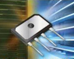 Single In-Line Rectifiers offer 30-45 A current ratings.
