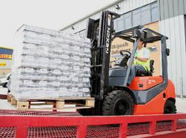 Forklift Trucks help ensure operator safety.