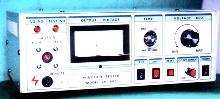 Hipot Tester utilizes 0 to 5KV output voltage range.
