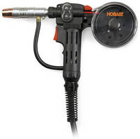Spool Gun offers features for heavy-duty use.