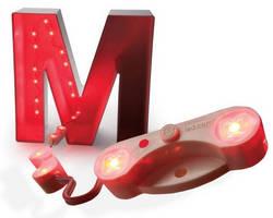 LED Lighting System targets channel letter signage.