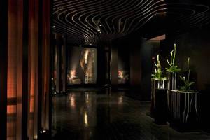 WAC Lighting Featured In Gingko Bacchus Restaurant in Chengdu, China
