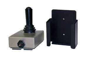 Industrial Joystick Motion Controller operates analog devices