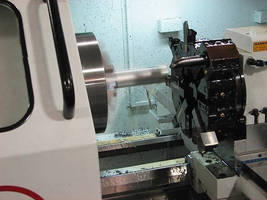 Prototype Shop Gets 20% Faster Set-Up and Running Times with New CNC Turning Machine