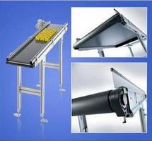 Belt Conveyors offer speeds up to 3 m/sec.