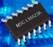CCFL Backlight Inverter Control enhances LCD TV picture quality.