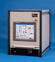 Gas Handling System works with dilution refrigerators.