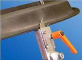 Static Cutter suits fan gate cutting applications.