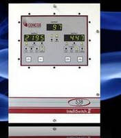 Gas Management System offers fully automatic operation.