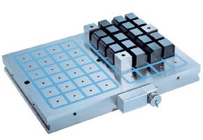 Magnetic Clamping Systems enable 5-sided machining.