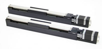 Precision Linear Stage suits ultra-narrow applications.