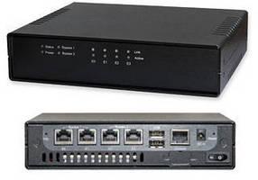 Desktop Network Appliance utilizes Intel Atom Processor N450.