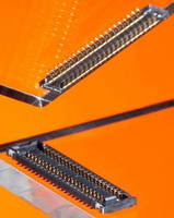 SMT Board-to-Board Connector saves space in mobile devices.