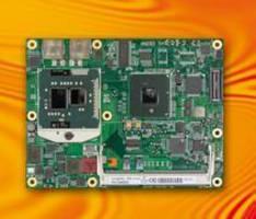 COM Express Module optimizes graphics performance.