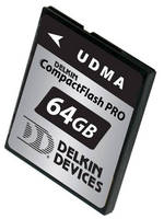 CompactFlash Memory Card transfers at up to 63 MB/sec.