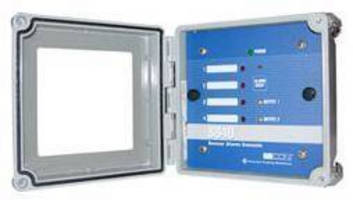 Sensor Alarm Console helps minimize overfill/leak conditions.