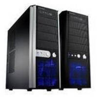 Modular Mid-Tower Chassis dissipates heat, manages cables.