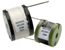 Power Line Chokes offer current ratings up to 19.9 Adc.