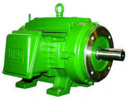 Vector Duty Motors offer full torque at zero rpm.