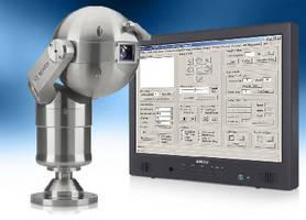Camera Software facilitates camera set-up and operation.
