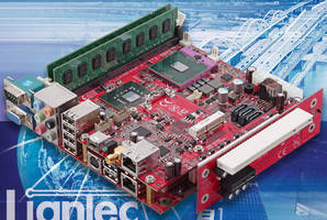 PCIe/PCI Extension Module suits SFF computing applications.