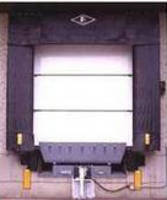 Sectional Door minimizes exposure to unsafe situations.