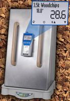 Biomass Moisture Meter helps prevent machinery problems.