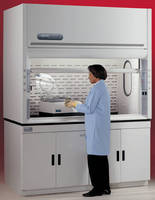 Protector XStream Laboratory Hood offers Unsurpassed Containment of Chemical Fumes and Vapors While Conserving Energy