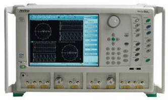 Microwave Vector Network Analyzer covers 70 kHz to 70 GHz range.