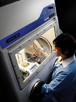 HEPA-Filtered Glove Boxes meet ISO Class 3 conditions.