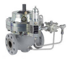 Pressure Reducing Regulators suit natural gas delivery applications.