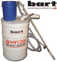 Abrasive Removal Tool facilitates garnet removal.