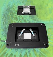 Slide Scanner Piezo Stage suits high-resolution microscopes.