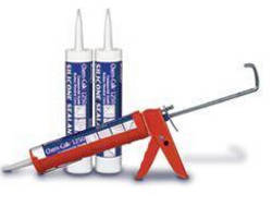 Silicone Sealants retain elastomeric properties from -52 to +176°C.