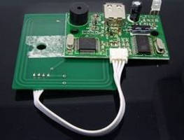 RFID Reader Module offers multiple tag capability.