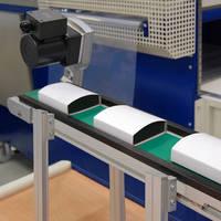The Basic Belt Conveyor by Montech AG