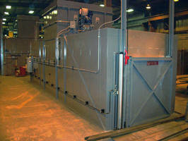 Batch Oven Ages Aluminum for the Aerospace Industry