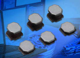 Power Inductors offer optimal DC bias characteristics.