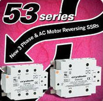 Solid State Relays feature IEC emissions compliance.