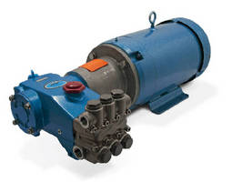 Triplex Plunger Pumps offer corrosion resistance.