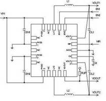 Synchronous Step-Down DC/DC Converters feature manual reset.