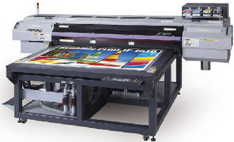 Mimaki JF 1610 and JF 1630 Large Format UV Inkjet Printers are Now