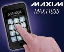 Haptic Piezo Controller brings mechanical feel to touchscreens.