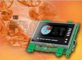 Intelligent Displays feature CAN bus interface.