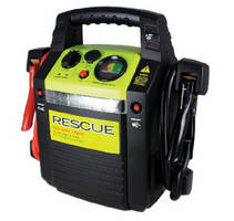 DC Power Sources jumpstart 12 V electrical systems.