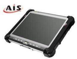 Mobile Rugged Tablet PC suits field sales force automation.