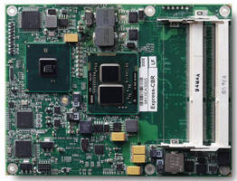 COM Express Module is designed for harsh environments.