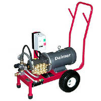 Pressure Washers feature automatic shut-off technology.