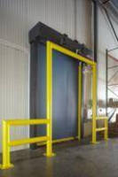 Insulated Roll Door targets cold storage industry.