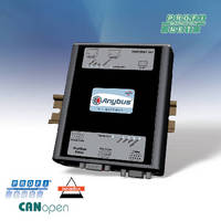 Profinet Gateways include integrated 2-port switch.